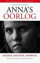 Boek cover Annas oorlog van Marianne Janssen