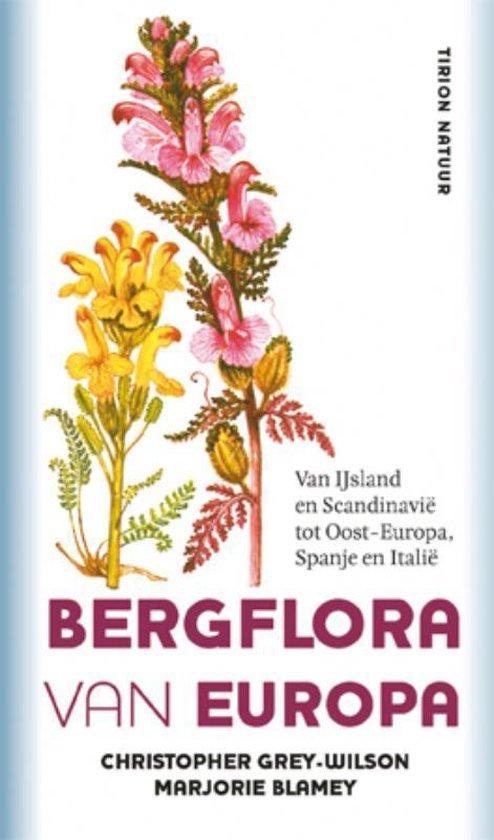 Bergflora Van Europa - Christopher Grey-Wilson  