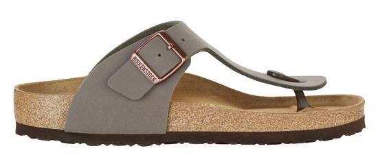 Birkenstock Ramses - Slippers - Stone - Regular - Maat 36