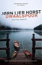 Boek cover Wisting Kwartet 4 -   Dwaalspoor van Jørn Lier Horst