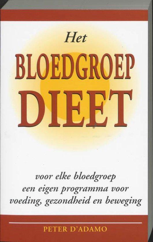 Het bloedgroep-dieet - P.J. D'Adamo | Fthsonline.com
