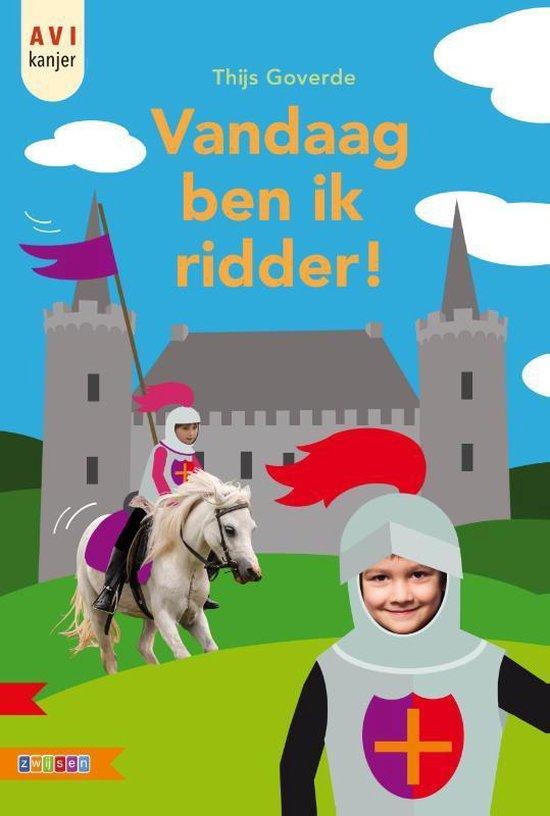 AVI kanjer  -   Vandaag ben ik ridder!