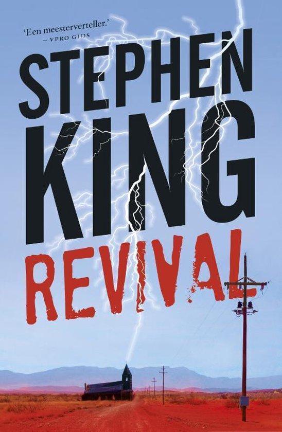 Revival - Stephen King |