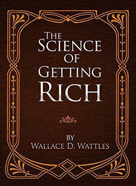 Boek cover THE SCIENCE OF GETTING RICH van Wallace D. Wattles (Onbekend)