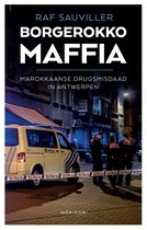 Boek cover Borgerokko maffia van Raf Sauviller (Onbekend)