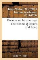 Discours sur les avantages des sciences et des arts. Academie des sciences et belles-lettres de Lyon