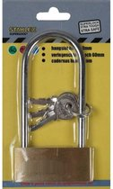 Stahlex Hangslot - Hoge beugel - 60mm