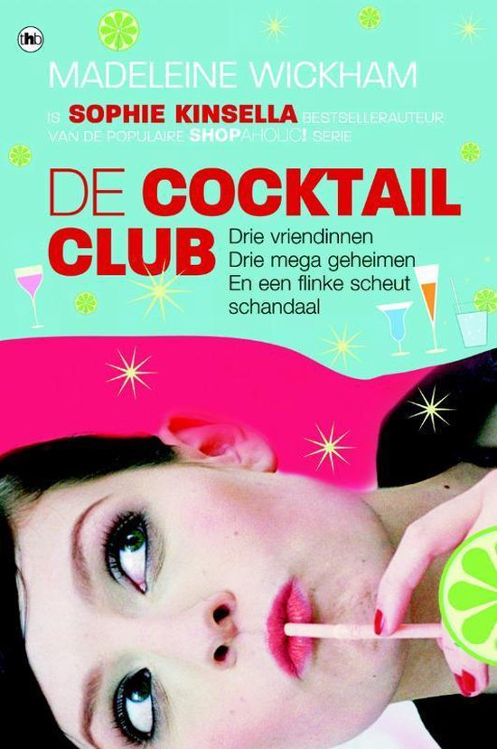 De Cocktailclub - Madeleine Wickham   Fthsonline.com