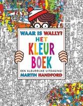 Waar is Wally - Het kleurboek