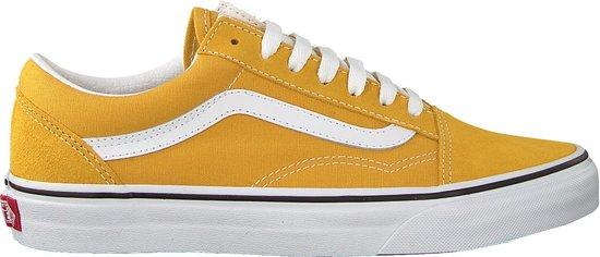 bol.com | Vans Dames Sneakers Old Skool Wmn - Geel - Maat 38,5