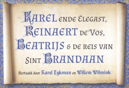 Middeleeuwse klassiekers - dwarsligger (compact formaat) - Karel Eykman |