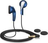 Afbeelding van Sennheiser MX 365 - In-ear oordopjes - Blauw