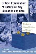 Omslag Critical Examinations of Quality in Early Education and Care