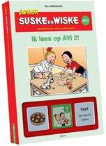Junior Suske en Wiske  - Ik lees op AVI 2
