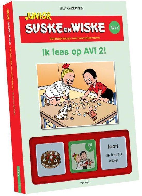 Junior Suske en Wiske- Ik lees op AVI 2 - Willy Vandersteen |