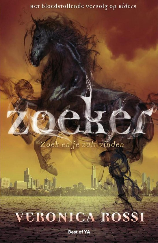 Riders 2 - Zoeker - Veronica Rossi |