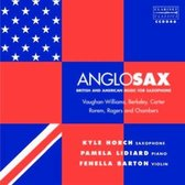 Anglosax, British And American Music For Saxophone