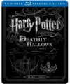 Harry Potter and the Deathly Hallows â?? Part 7.2 (Blu-ray) (Limited Edition Steelbook)