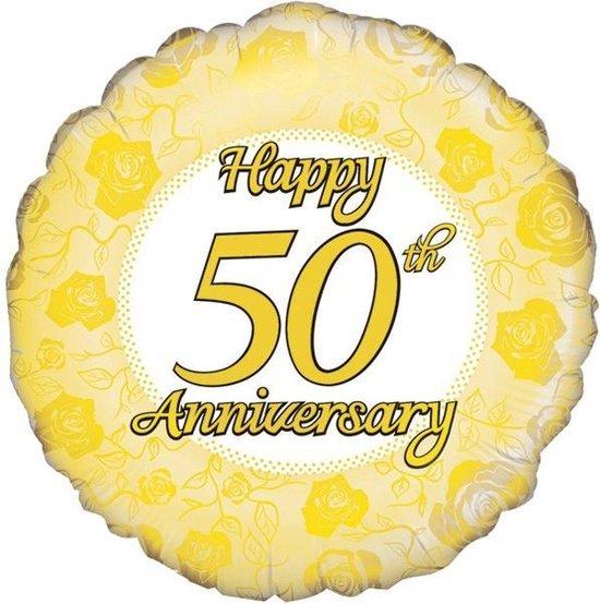 folieballon - Happy 50th Anniversary