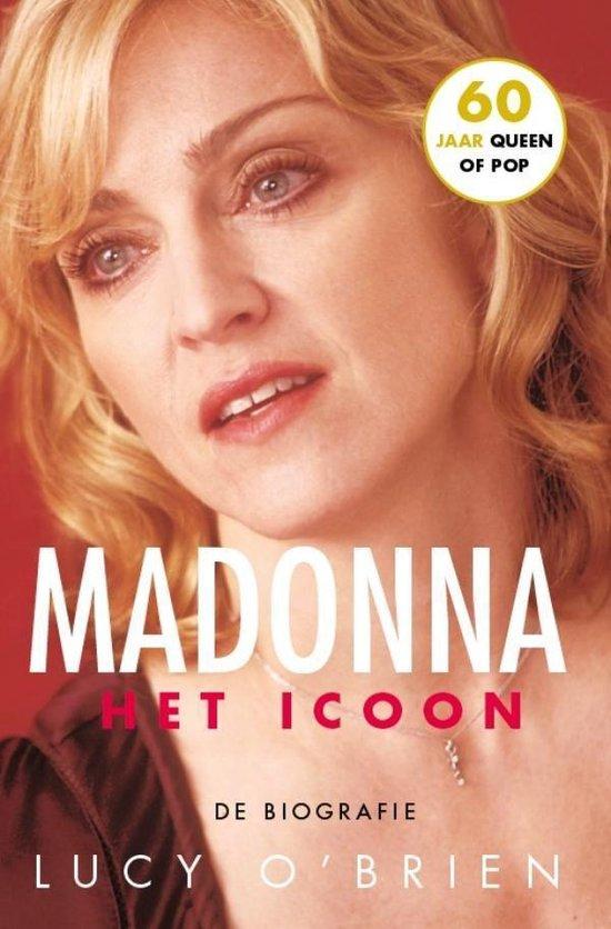Madonna, Het icoon - Lucy O'Brien | Fthsonline.com