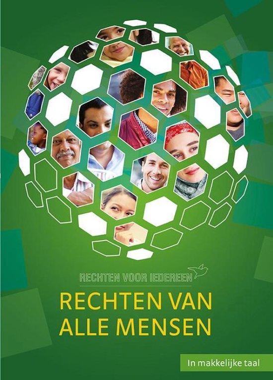 Rechten voor iedereen 2 - Rechten van alle mensen - Willemijn Steutel  
