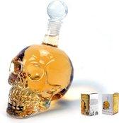 Schedel Decanter - Doodskop Karaf - Whiskey Fles - 1 Liter