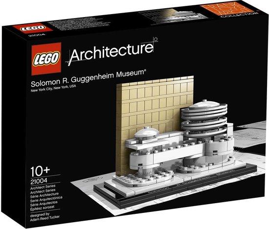 LEGO Architecture Solomon R. Guggenheim Museum - 21004