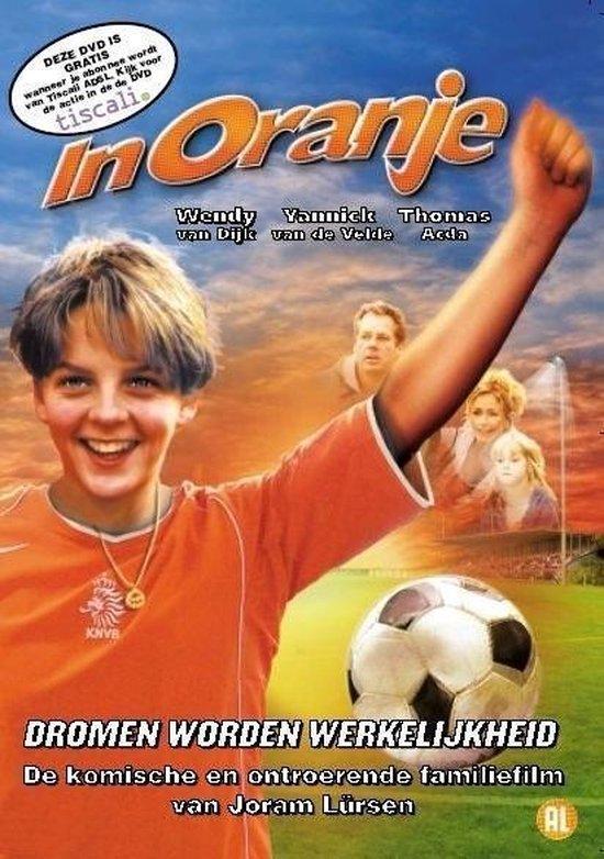 Cover van de film 'In Oranje'