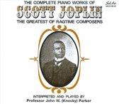 The Complete Scott Joplin By Knocky Parker