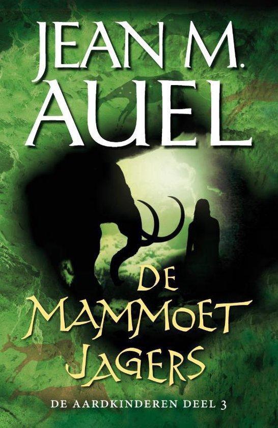 Cover van het boek 'De mammoetjagers / 3' van Jean Marie Auel
