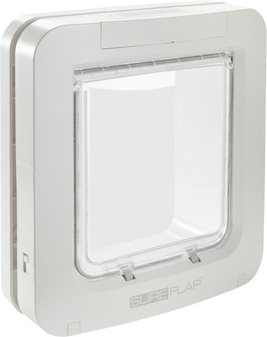 SureFlap Microchip - Kattenluik - Wit - L - 18 x 17 cm