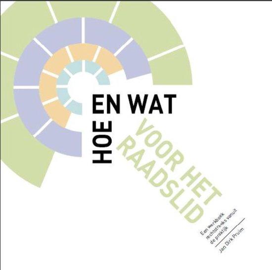 Hoe en wat voor het raadslid - Gemeente Almere |