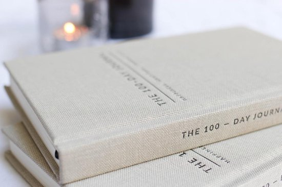 The 100 day journal