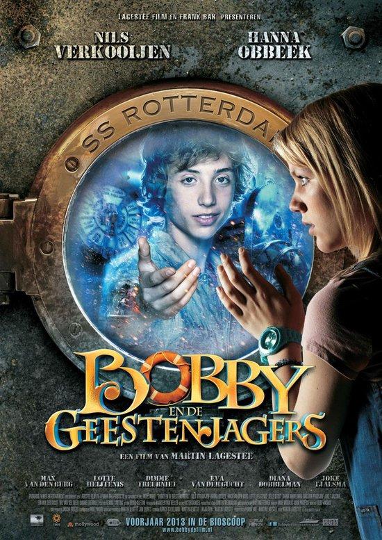 Cover van de film 'Bobby En De Geestenjagers'