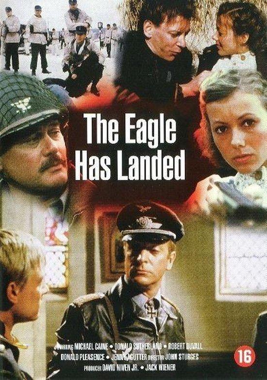Cover van de film 'Eagle Has Landed'