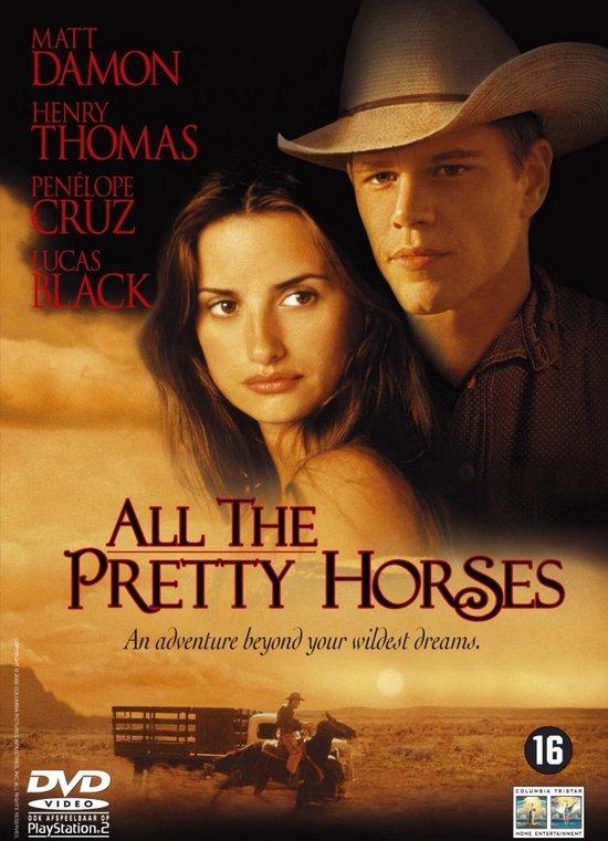 Cover van de film 'All The Pretty Horses'