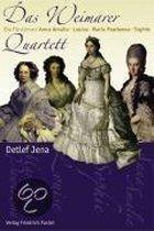 Boek cover Das Weimarer Quartett van Detlef Jena