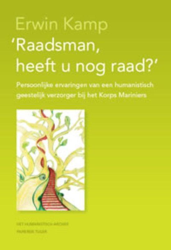'Raadsman, heeft u nog raad?' - Erwin Kamp | Fthsonline.com