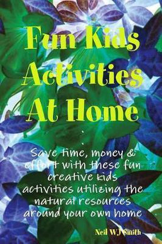 Fun Kids Activities at Home