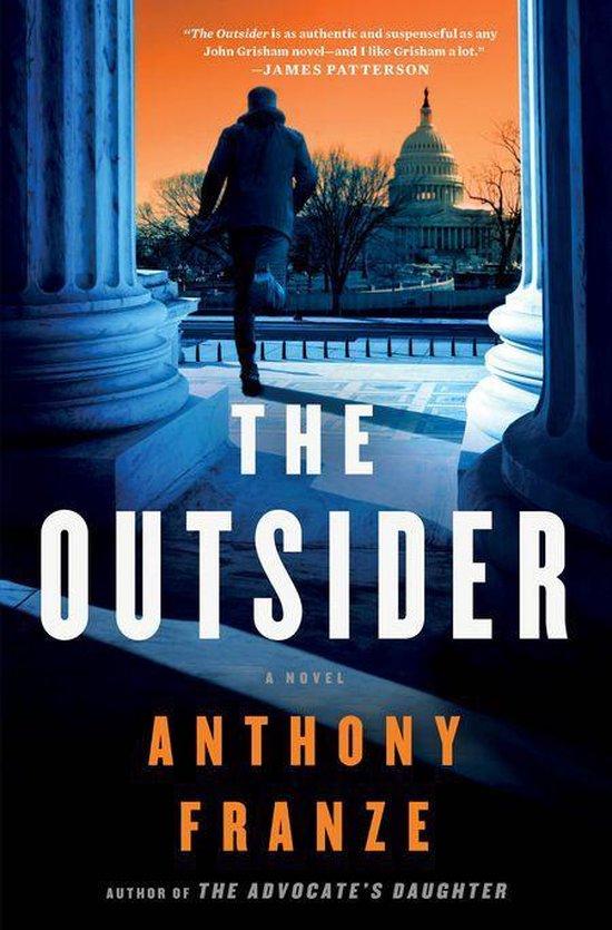 Omslag van The Outsider