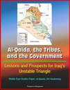 Al-Qaida, the Tribes, and the Government: Lessons and Prospects for Iraq's Unstable Triangle, Middle East Studies Paper, al-Qaeda, the Awakening