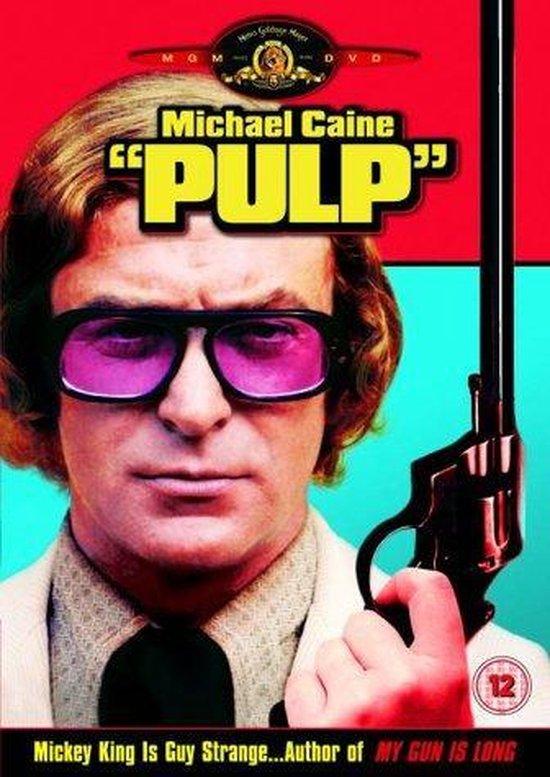 Cover van de film 'Pulp'