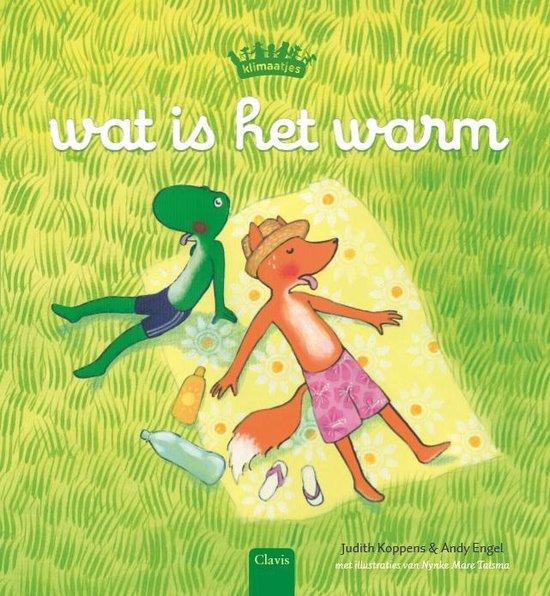 Klimaatjes - Wat is het warm - Judith Koppens   Readingchampions.org.uk