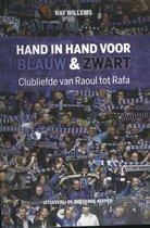 Hand in hand voor blauw & zwart