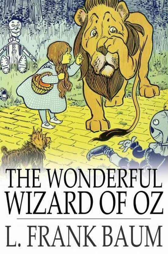 Bol Com The Wonderful Wizard Of Oz