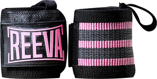 Reeva Wrist Wraps – Roze