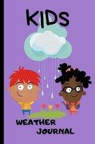 kids weather journal