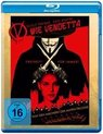 V For Vendetta (2005) (Blu-ray)