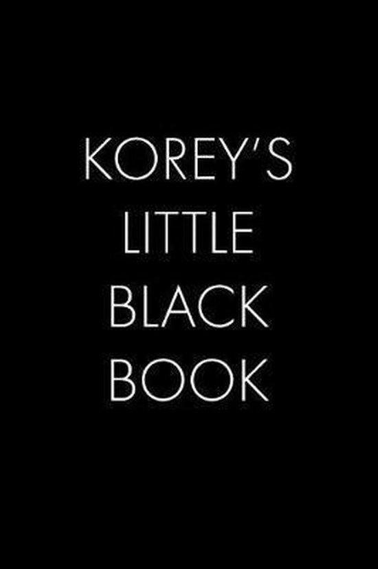 Korey's Little Black Book
