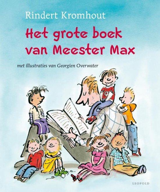 Het Grote Boek Van Meester Max - Rindert Kromhout |